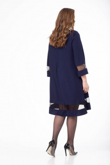 платье Gold Style 2409 синий