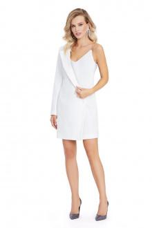 платье PiRS 870 белый-белый