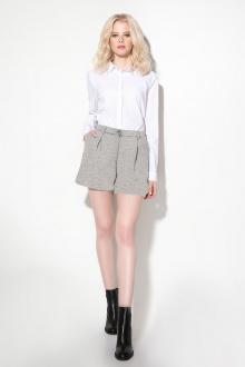 шорты Prio 711160 серый