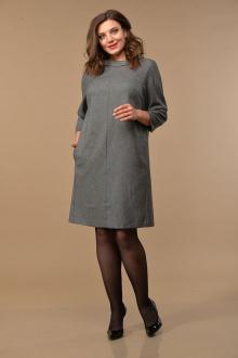 Lady Style Classic 1520 темно-серый