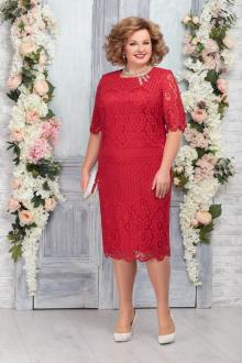 платье Ninele 5760 красный