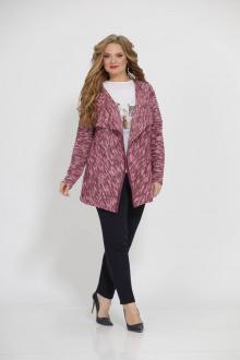 Jersey 1572 бордово-розовый