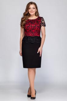 Pama Style 649 черный+красный