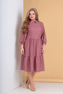 Moda Versal П2132 грязно_розовый