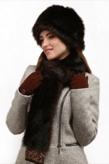 Зима Фэшн 021-4-20 коричневый