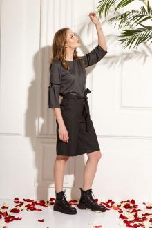блуза AMORI 6215 чёрный