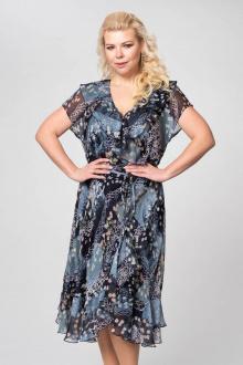 платье ASV 2014 голубой