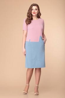 Romanovich Style 1-1962 розовый/голубой