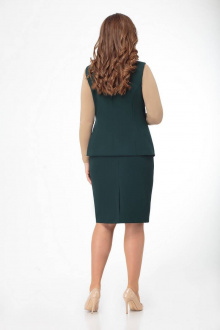 жилет,  юбка Gold Style 2413