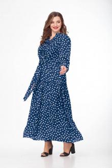 платье Gold Style 2414 синий