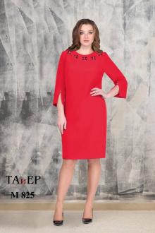 платье TAiER 825 малиновый