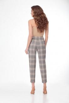 брюки,  жакет Gold Style 2359 серый