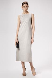 Платье Панда 477180 серый