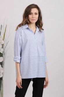 рубашка Achosa 2909 полоска