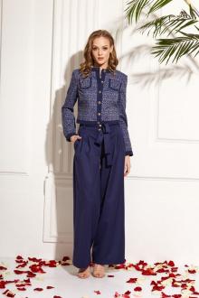 брюки AMORI 5097 темно-синий