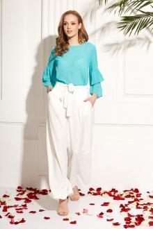 Блуза AMORI 6208 бирюза