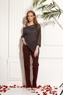 блуза AMORI 6225 графит