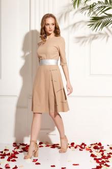 платье AMORI 9457 беж