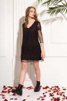 платье AMORI 9468 черный