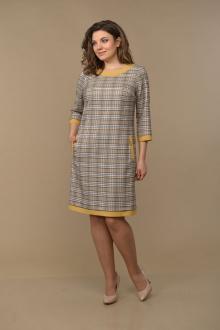 Lady Style Classic 1427/3 беж-желтый