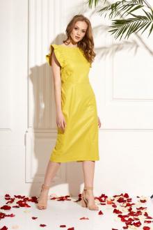 платье AMORI 9475 желтый