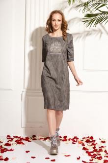 платье AMORI 9473 графит