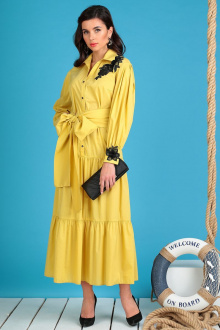 Мода Юрс 2545 желтый