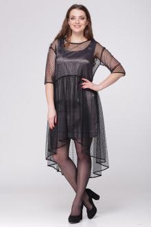 LadisLine 897 черный+серый