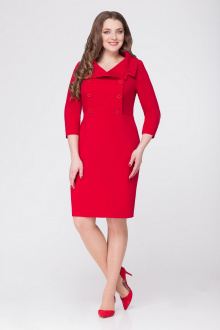 Платье Gold Style 2147 красный