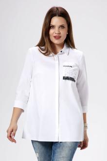 блуза Панда 477840 белый