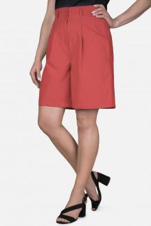 шорты Mirolia 687 красный