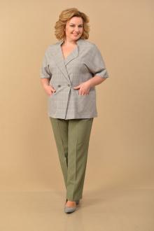 Lady Style Classic 1403/1 серо-зеленый