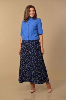 Lady Style Classic 1328 синий