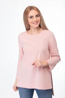 туника Anelli 466 розовый