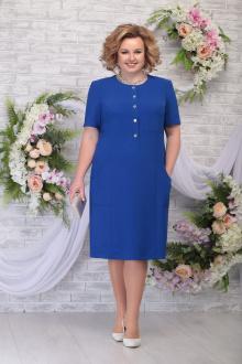 платье Ninele 2251 василек