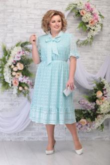 платье Ninele 2256 светло-зеленый