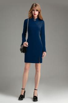 платье Панда 430580 синий