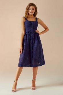Andrea Fashion AF-16 синий