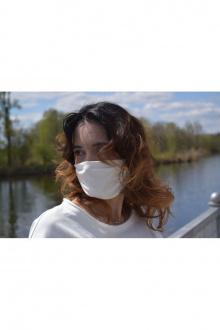 маска AMORI 1007-1(белый)/5шт.