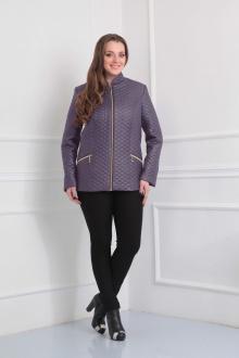 куртка Fortuna. Шан-Жан 553 серо-фиолетовый