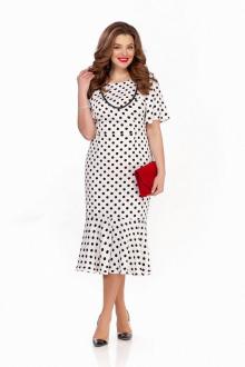платье TEZA 1240 белый