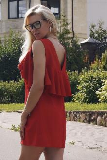 Natali Tushinskaya 0023 красный