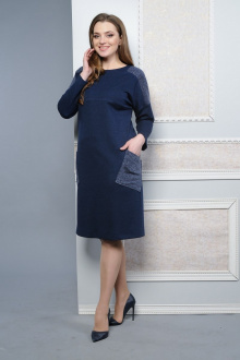 Lady Style Classic 1473 синий