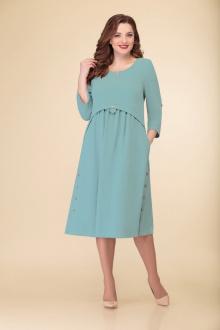 платье DaLi 4294 мята