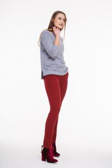 брюки AMORI 5017 вишневый