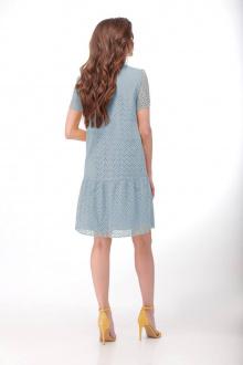 платье TAiER 856 голубой