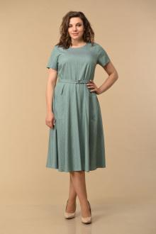 Lady Style Classic 1270/3 мята_горох