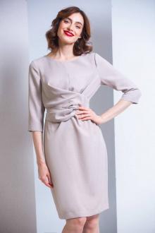 платье Ivera 807 бежевый