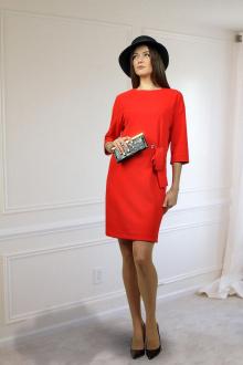 Talia fashion Пл-079 красный