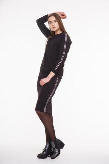 юбка AMORI 3042 черный